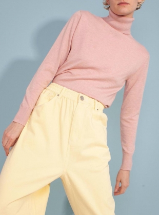 JOSHUA POLO in Pale Pink by LF Markey