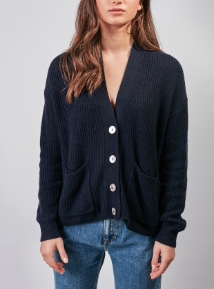 LIZZY CARDIGAN. Yacht by LAM Clothing