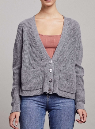 LIZZY CARDIGAN. Fulmar by LAM Clothing