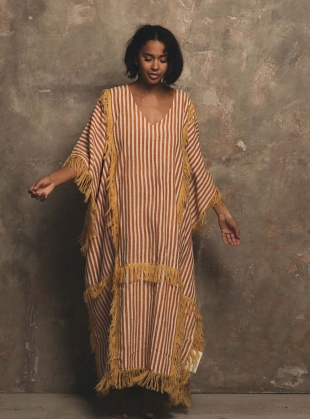 CREATION KAFTAN. Stripe by A Perfect Nomad