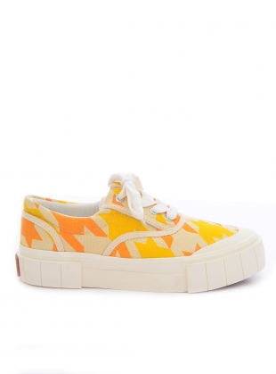 OPAL DOGSTOOTH. Yellow. by Good News