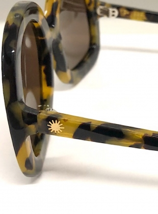 Young British Designers: TETE Sunglasses - Last pair by LF Markey