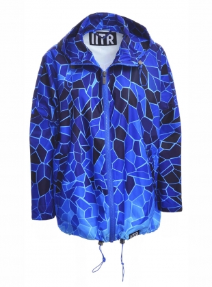 Young British Designers: TIDE Jacket - Last one by Insane In The Rain