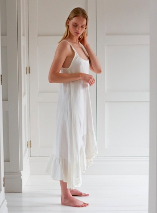 BELMIRA ORGANIC COTTON Night GOWN  by Beaumont Organic