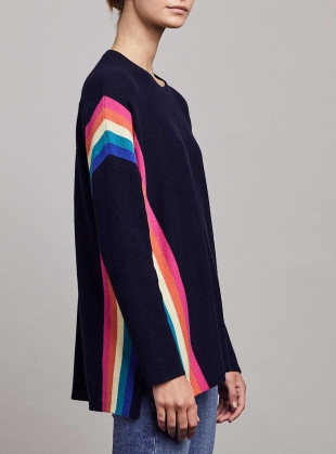 Young British Designers: ALEX JUMPER. Yacht/Rainbow by LAM Clothing