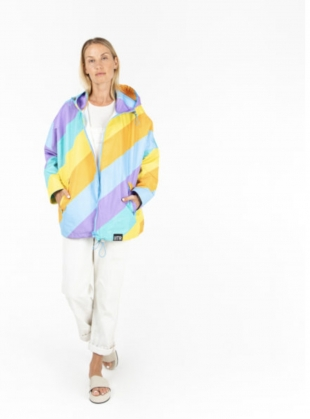 Young British Designers: FREEDOM JACKET by Insane In The Rain