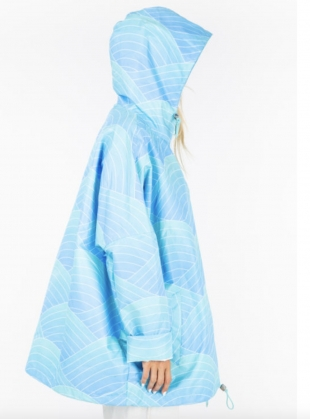 Young British Designers: OCEAN RIDER JACKET by Insane In The Rain