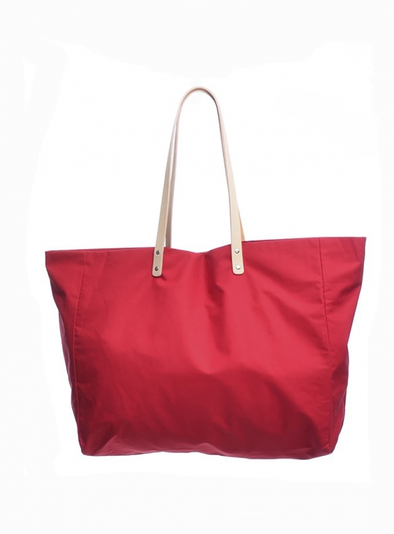 Young British Designers: GIGA Gigantic Red Tote by Kate Sheridan