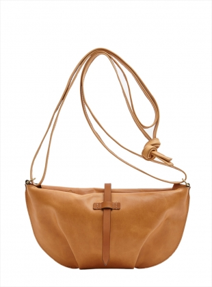 BUD Crossbody Bag in Natural by M.Hulot