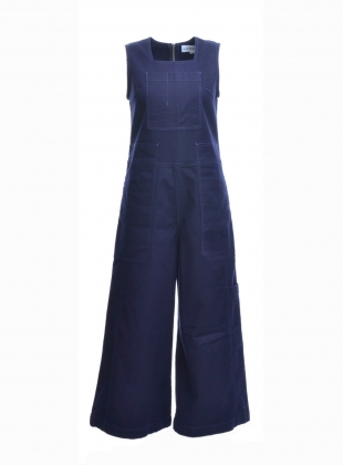 CORIN BOILERSUIT IN NAVY - last one by LF Markey