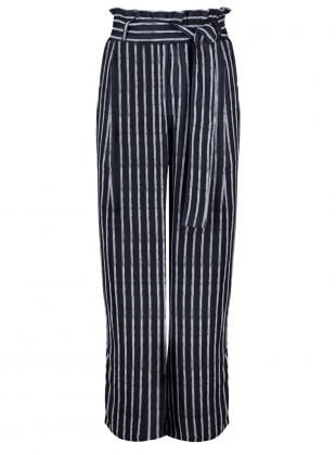 GENTLE SONG Stripe Trousers by Kelly Love