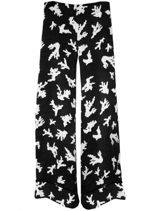 HOLLY SILK TROUSERS - Sold out by Florence Bridge