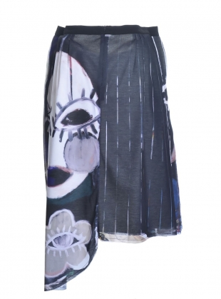 FUKUSHIMA Skirt No.2 by IA London