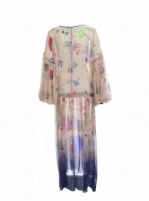THE DUSK Dress in Floral Explosion - sold out