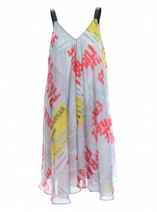 DHL STRAP DRESS by Simeon Farrar