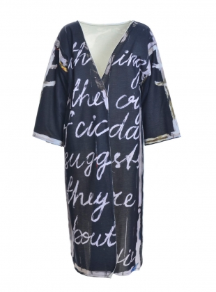 Fukushima Longer Haori Jacket by IA London