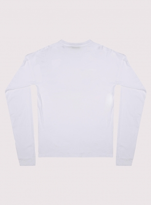 Young British Designers: Temple Tit Tee White by Aries
