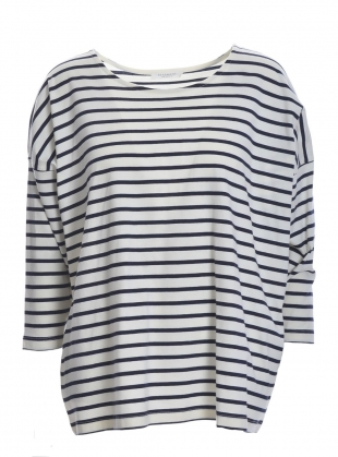Young British Designers: ROSIE Organic Cotton Breton Top - sold out by Beaumont Organic