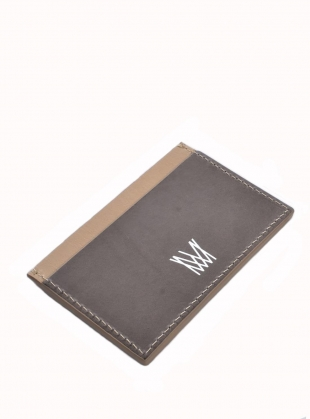 Young British Designers: C'EST LA VIE Card Holder by Marlow London