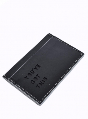 YOU'VE GOT THIS Card Holder by Marlow London