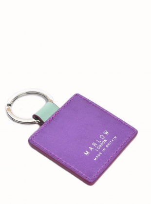 Young British Designers: YOU ARE ENOUGH Key Ring by Marlow London