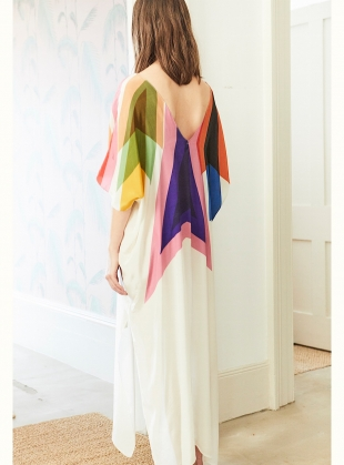 Young British Designers: SALINA KAFTAN DRESS in THIS FLIGHT TONIGHT - Sold out by Tallulah & Hope