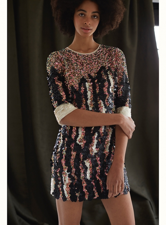 Young British Designers: MISCHA MINI DRESS - Last one (10) by MANÉ