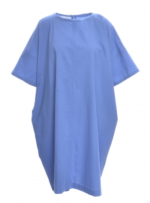 EDIE OVERSIZED DRESS. Blue by Kate Sheridan