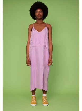 Young British Designers: LEON DRESS. Lavender by LF Markey