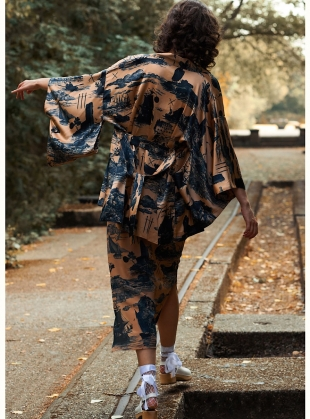 Young British Designers: The Kimono. Doomed Voyage - Last one by Klements