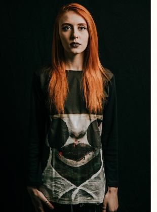 ESSENTIAL ART TEE 2 by IA London
