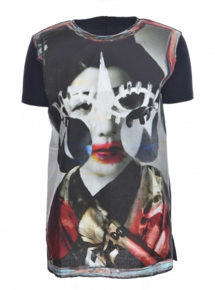 ESSENTIAL ART TEE 1 by IA London