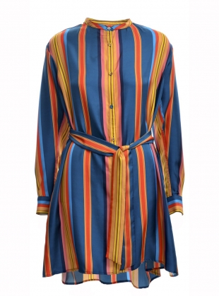 Silk Shirt of Many Colours by MINKI LONDON