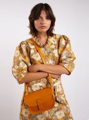 Young British Designers: Saffron CELESTE Geo BAG by Kate Sheridan