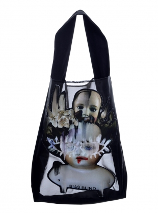 ART HANDMADE TOTE BAG by IA London