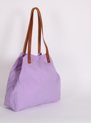 Young British Designers: Lilac MIDI TOTE by Kate Sheridan