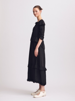 Young British Designers: Jayne Black Dress - Last one (S) by Renli Su