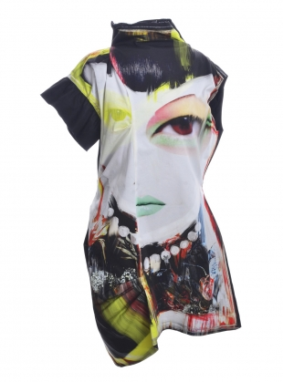 THE CHAOS DRESS by IA London