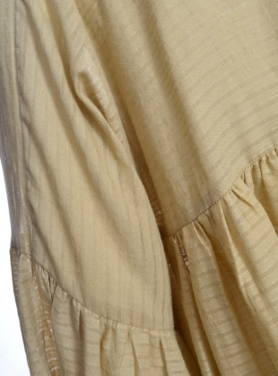 Young British Designers: SYMI WARM SAND DRESS - Sold out by A Perfect Nomad