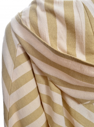 Young British Designers: ESSAOUIRA SAND STRIPE Kaftan - Back in Stock by A Perfect Nomad