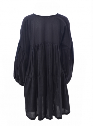Young British Designers: SYMI BLACK DRESS by A Perfect Nomad