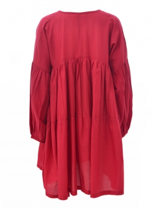 Young British Designers: SYMI WILD HEART RED DRESS by A Perfect Nomad