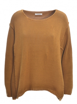 Young British Designers: ALESSANDRA-JANE Organic Cotton Jumper. Sun. by Beaumont Organic