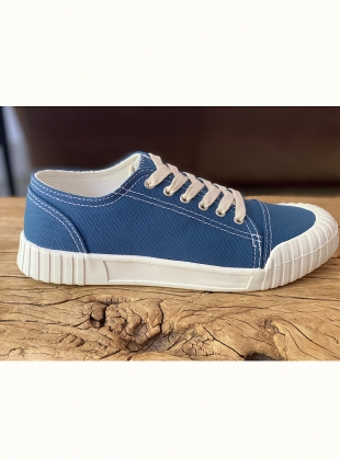 BAGGER Denim Low Top Trainer by Good News