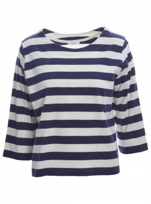BABI ORGANIC COTTON STRIPE TOP by Beaumont Organic