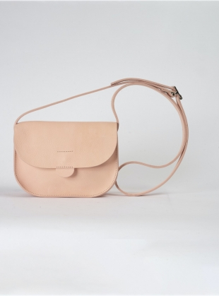 CIRCLE TAB Bag. Rosa. by Kate Sheridan