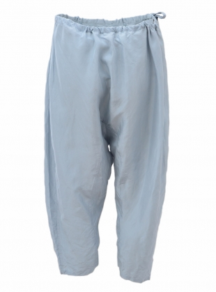Young British Designers: AGATHE PANTS. Pearl Blue  by SULA