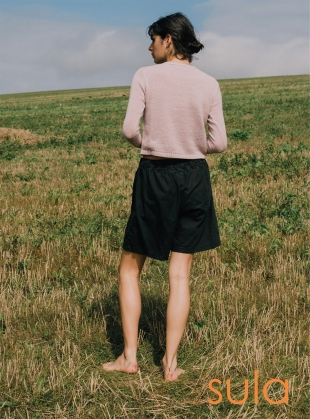 Young British Designers: FLUX SHORTS. Tap Shoe by SULA