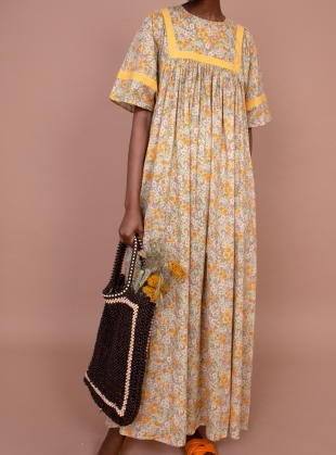 HELI DRESS. Joplin Floral by Meadows