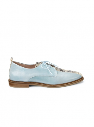 STRIKE BROGUE. Baby Blue  by Rogue Matilda